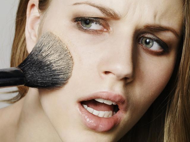 آن روی آرایش bad-makeup