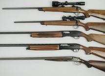عکس تفنگ های مدرن دوربین دار