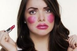 11 خطای مهم در آرایش
