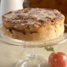 طرز پخت کیک سیب