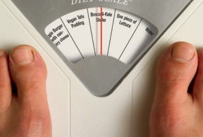 کاهش وزن - ترازو