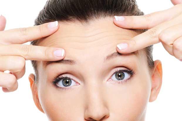 پیشانی Forehead