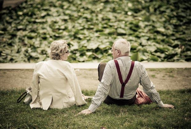 تعبیر خواب دیدن پیرزن و پیرمرد