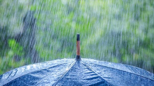 تعبیر خواب باران rain