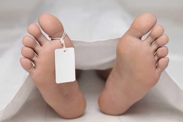 جسد Cadaver