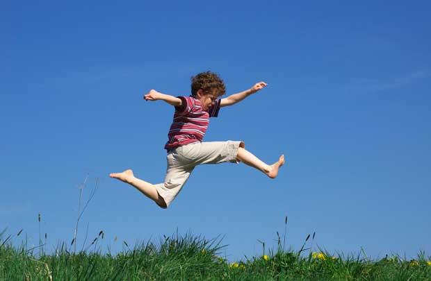 پریدن jump
