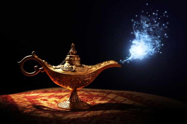 جادو magic