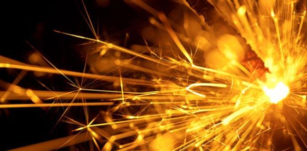 جرقه spark