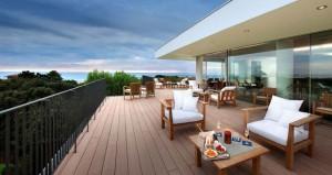 تراس terrace