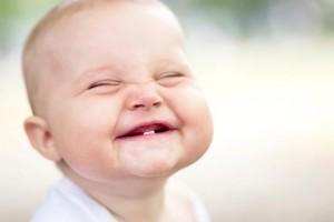 خنده بچه smiling-baby