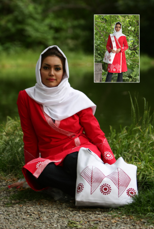 مدل مانتو های جدید و بسیار زیبای ایرانی