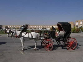 درشکه Horse-carriage