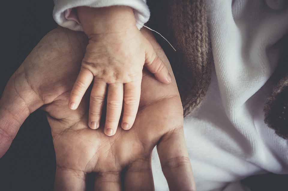 دیدن دست