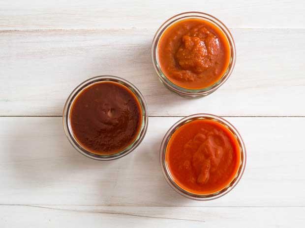 انواع سس Sauce
