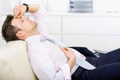 خستگی و کسالت