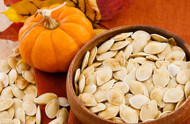تخم کدو Pumpkin-seeds