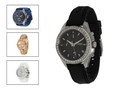 مدل های جدید ساعت مچی زنانه 2012