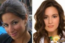 چهره متفاوت زنان قبل و بعد از آرایش