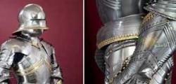 سیر تکامل زره های جنگی در قرون وسطی + عکس