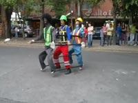 کلیپ رقص خیابانی فوق العاده زیبا و دیدنی