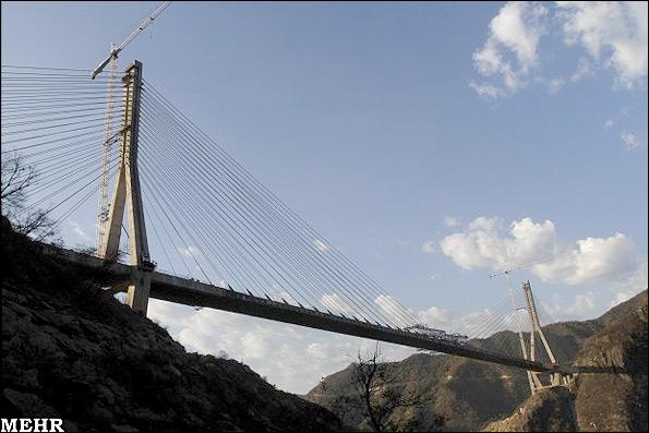 بلندترین پل آویزون دنیا در مکزیک ساخته شد!
