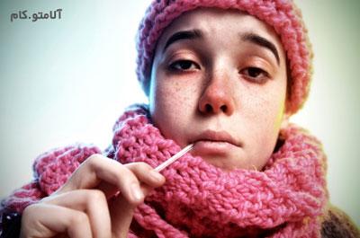 تفاوت سرماخوردگی و آنفلوآنزا در چیست ؟