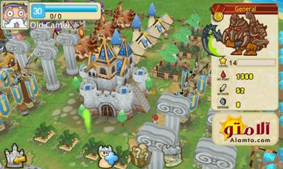 بازی فوق العاده جذاب Little Empire v1.5.0 - آندروید