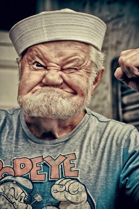 ملوان زبل Popeye