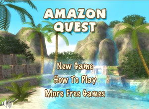 بازی فکری Amazon Quest