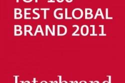 معرفی 100 برند برتر جهان در سال 2011 / تصویری