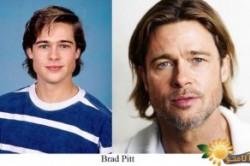 ستاره های هالیوودی قبل و بعد از مشهور شدن