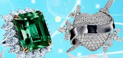 برترینای طلا و جواهر