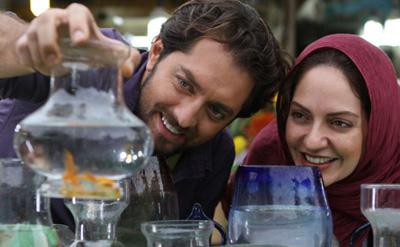 عکس جدید مهناز افشار و بهرام رادان