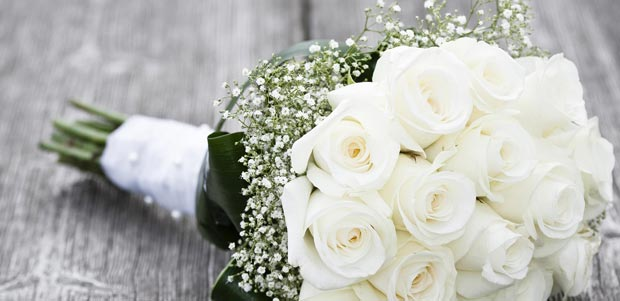 تعبیر خواب عروسی رفتن,گل رز سفید