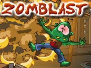 بازی جذاب و جدید Zomblast