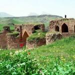 """اوج معماري دوران ساساني در """"پل گاوميشان"""""""