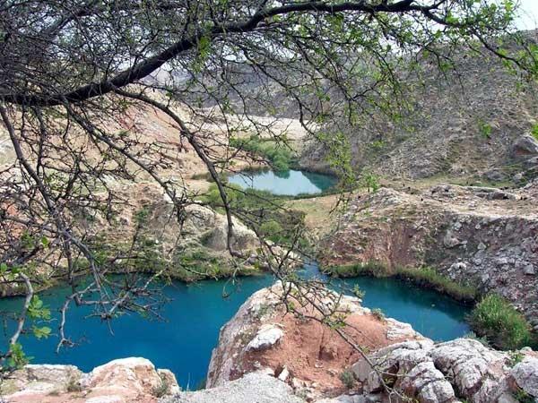 دریاچه مشکی گاو آبدانان - ایلام