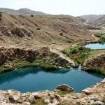 دریاچه سیاه گاو ایلام