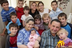 زن و شوهری که رکورد بچه دار شدن را شکستند؛ 69بچه! + عکس