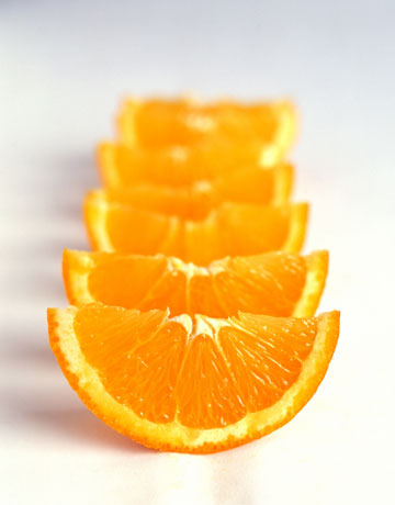 orange dite,درمان چاقی با میوه