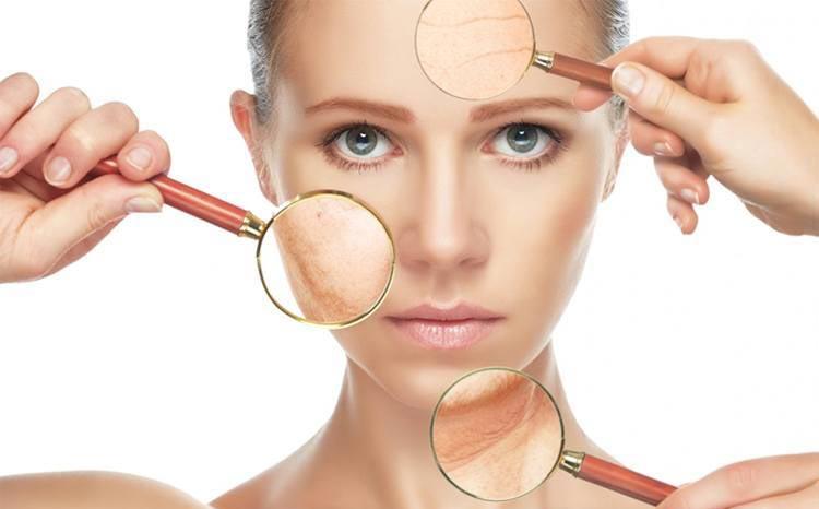 گیاهان دارویی درمان پوست خشک dry-skin
