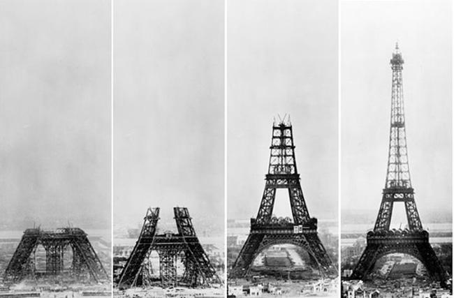 عکس برج ایفل