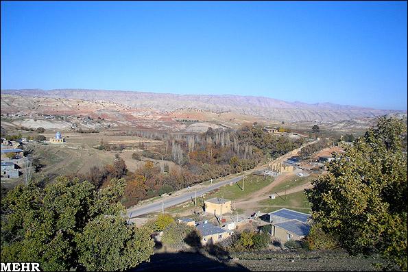 کلم؛ روستای زیبای هدف گردشگری
