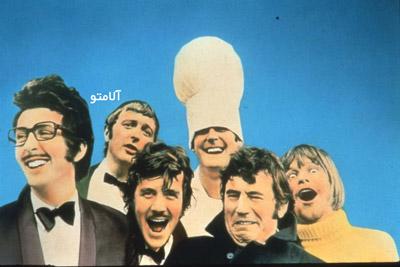 گروه Monty Python