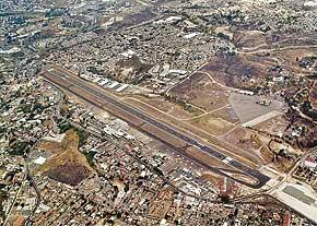 فرودگاه تونکونتین