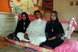 ازدواج همزمان یک پسر عرب با دو دختر 17 و 21ساله
