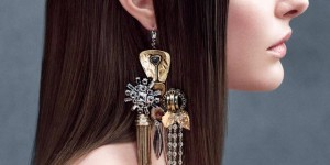 گوشواره earrings