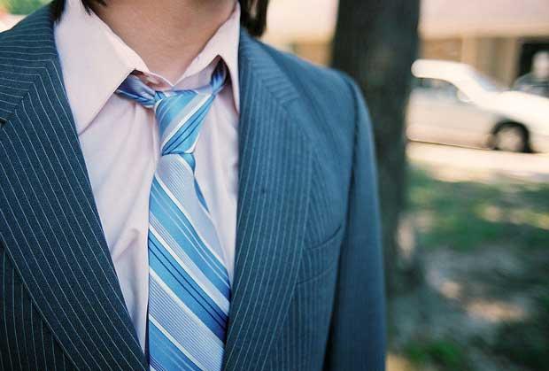 تعبیر دیدن کراوات زدن چیست