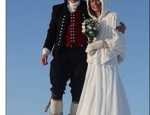 سردترین ازدواج سال 2012 ! + عکس