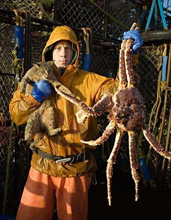 پرخطرترین مشاغل دنیا,ماهیگیری صنعتی
